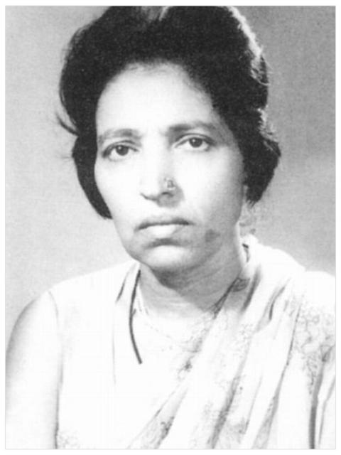 2001 winner of Bimal Roy memorial trophy, Mubarak Begum, singer