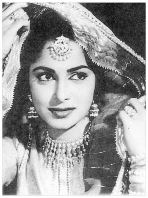 2001 winner of Bimal Roy memorial trophy, Waheeda Rahman, actress