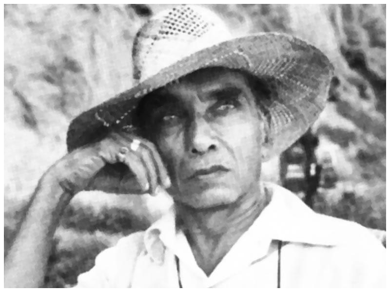 2000 winner of Bomal Roy memorial trophy, V K Murthy, Director of photography