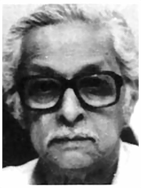 2000 winner of Bimal Roy memorial trophy, Chidananda Dasgupta, writer