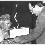 1997 Bimal Roy memorial trophy winner Dilip Gupta, cinematographer