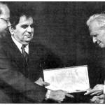 1998 winner of Bimal Roy memorial trophy Kidar Sharma, Writer-Director