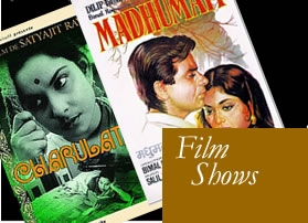 Film shows