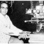 1999 winner of Bimal Roy memorial trophy, R.D.Mathur, director of photography